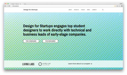 D4s-website